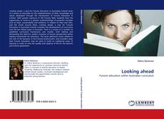 Bookcover of Looking ahead