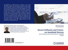 Bookcover of Secure Software and Comm. on Handheld Devices