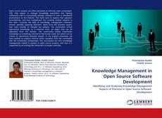 Buchcover von Knowledge Management in Open Source Software Development