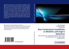 Bookcover of Bias-Temperature-Instabilities in MOSFETs with high-k dielectrics
