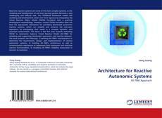 Buchcover von Architecture for Reactive Autonomic Systems