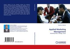 Applied Marketing Management kitap kapağı