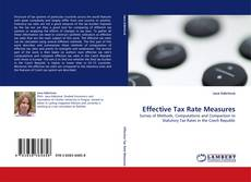 Обложка Effective Tax Rate Measures