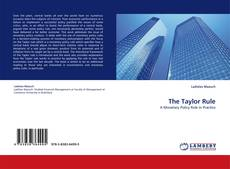 Bookcover of The Taylor Rule