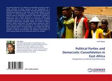 Buchcover von Political Parties and Democratic Consolidation in East Africa