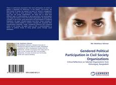Bookcover of Gendered Political Participation in Civil Society Organizations