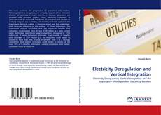 Electricity Deregulation and Vertical Integration的封面