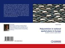 Buchcover von Polycentrism in national spatial plans in Europe