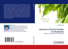 Bookcover of Quantum Chemical Studies on Porphyrins