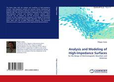 Bookcover of Analysis and Modeling of High-Impedance Surfaces