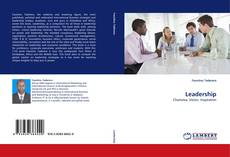 Bookcover of Leadership