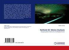 Bookcover of Rethink DC Metro Stations