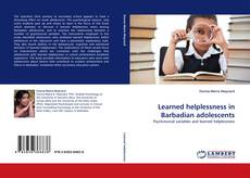 Copertina di Learned helplessness in Barbadian adolescents