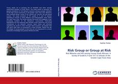 Обложка Risk Group or Group at Risk