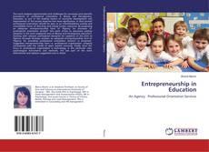 Entrepreneurship in Education的封面