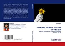 Обложка Domestic Violence: Towards a better exit