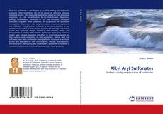 Copertina di Alkyl Aryl Sulfonates