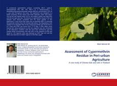 Bookcover of Assessment of Cypermethrin Residue in Peri-urban Agriculture