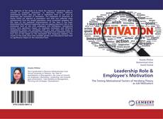 Couverture de Leadership Role & Employee's Motivation