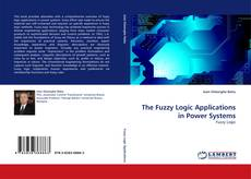 Portada del libro de The Fuzzy Logic Applications in Power Systems