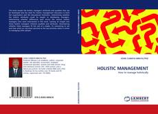 Copertina di HOLISTIC MANAGEMENT