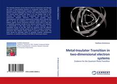 Metal-Insulator Transition in two-dimensional electron systems kitap kapağı
