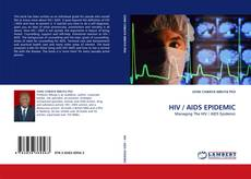 Bookcover of HIV / AIDS EPIDEMIC
