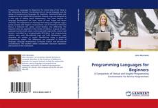 Borítókép a  Programming Languages for Beginners - hoz