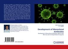 Buchcover von Development of Monoclonal Antibodies