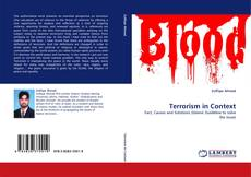 Bookcover of Terrorism in Context