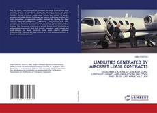 LIABILITIES GENERATED BY AIRCRAFT LEASE CONTRACTS kitap kapağı