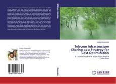 Capa do livro de Telecom Infrastructure Sharing as a Strategy for Cost Optimization
