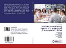 Copertina di Collaborative Learning System in Low Resource Environments in Kenya