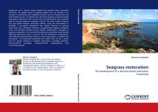 Bookcover of Seagrass restoration