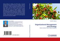 Organisational Management and Strategy kitap kapağı