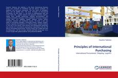 Principles of International Purchasing kitap kapağı