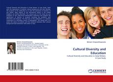Bookcover of Cultural Diversity and Education