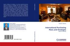 Bookcover of International Purchasing Plans and Strategies