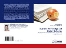 Buchcover von Nutrition Knowledge and Dietary Behavior