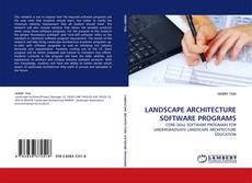 Bookcover of LANDSCAPE ARCHITECTURE SOFTWARE PROGRAMS