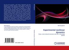 Bookcover of Experimental nonlinear dynamics