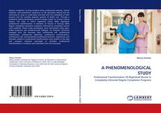 Bookcover of A PHENOMENOLOGICAL STUDY