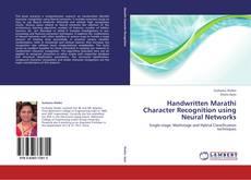 Handwritten Marathi Character Recognition using Neural Networks的封面