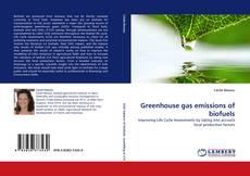 Greenhouse gas emissions of biofuels kitap kapağı