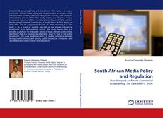 Bookcover of South African Media Policy and Regulation