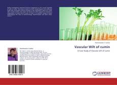 Bookcover of Vascular Wilt of cumin