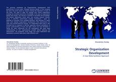 Capa do livro de Strategic Organization Development