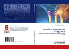 Couverture de The Militia Movement in Bangladesh