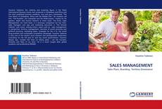 Bookcover of SALES MANAGEMENT