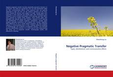 Borítókép a  Negative Pragmatic Transfer - hoz